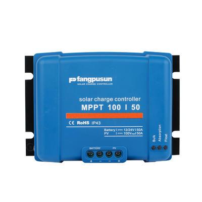 12V 24V Solar Panel System MPPT100/50 Solar Charge Controller MPPT 50A