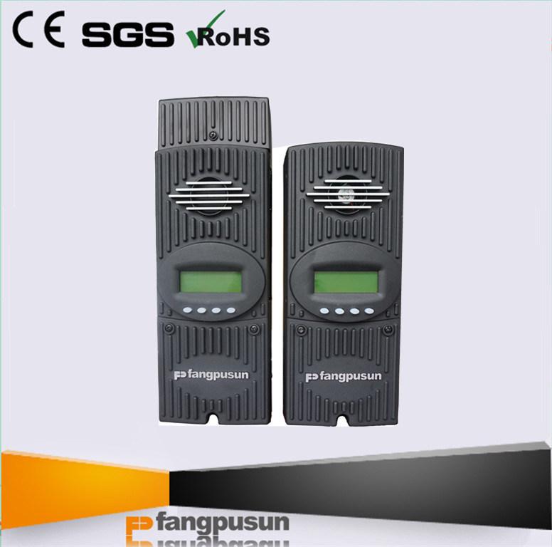Outback China MPPT 80A Intelligent 12V 24V 36V 48V 60V Rated Voltage Solar Battery Charger Regulator / Controller