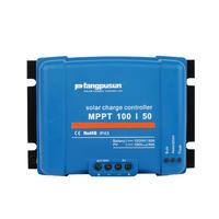 12V 24V Lithium Battery Charger 50A MPPT Solar Controller