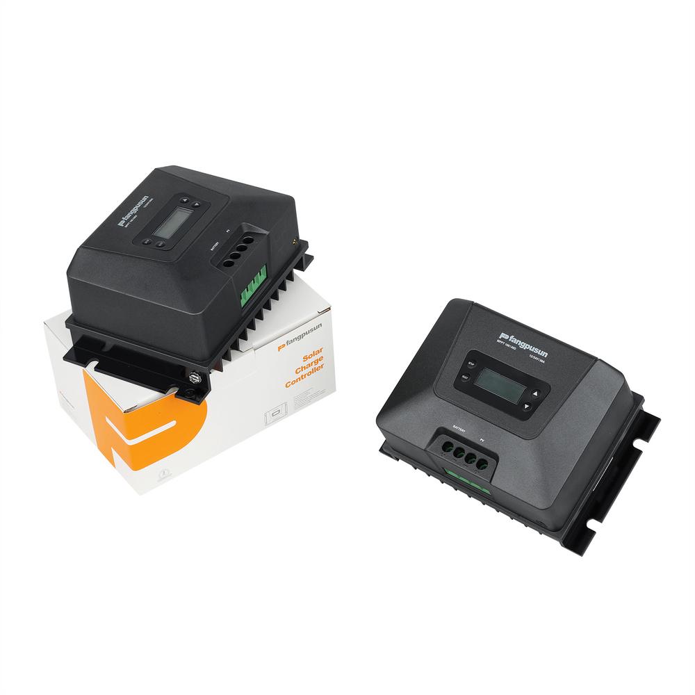 12V 24V Solar Home System 1000W Solar Controller MPPT 50A