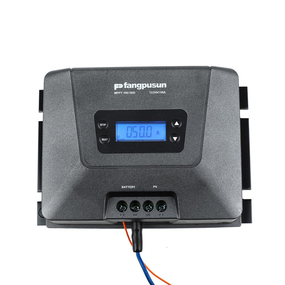 Fangpusun MPPT100/50d MPPT Solar Controller 50 AMP 24 Volt