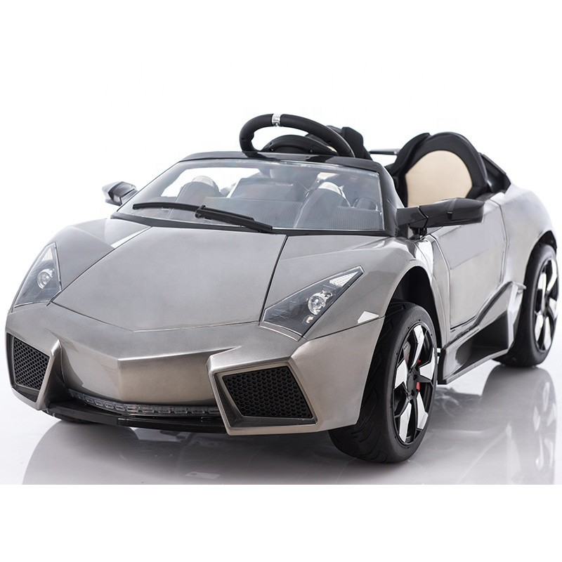 Rechargeable battery toy cars for kids to drive children electric ride on car lamborghini