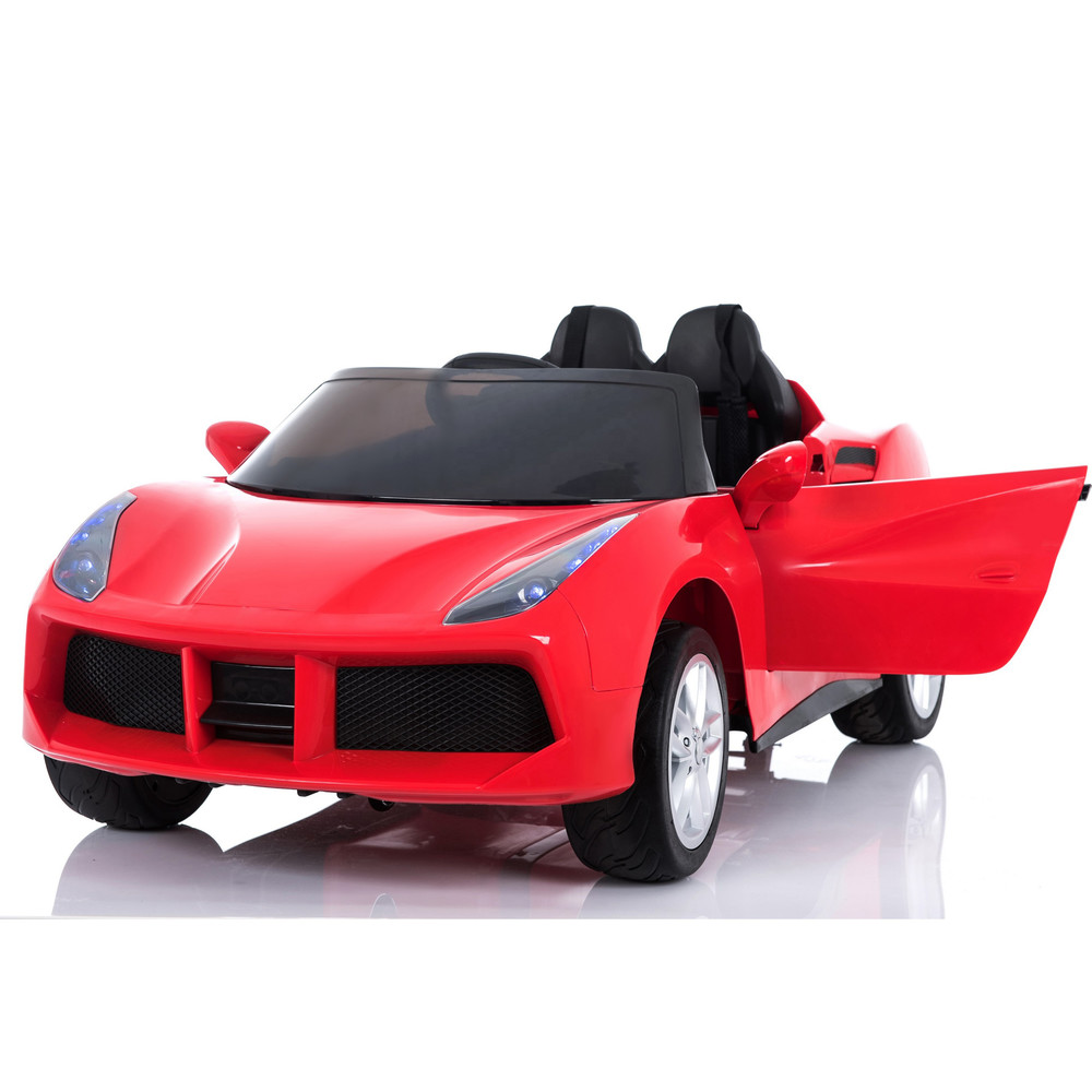New children electric car remote controle four wheel cheap kids cars battery baby toy car