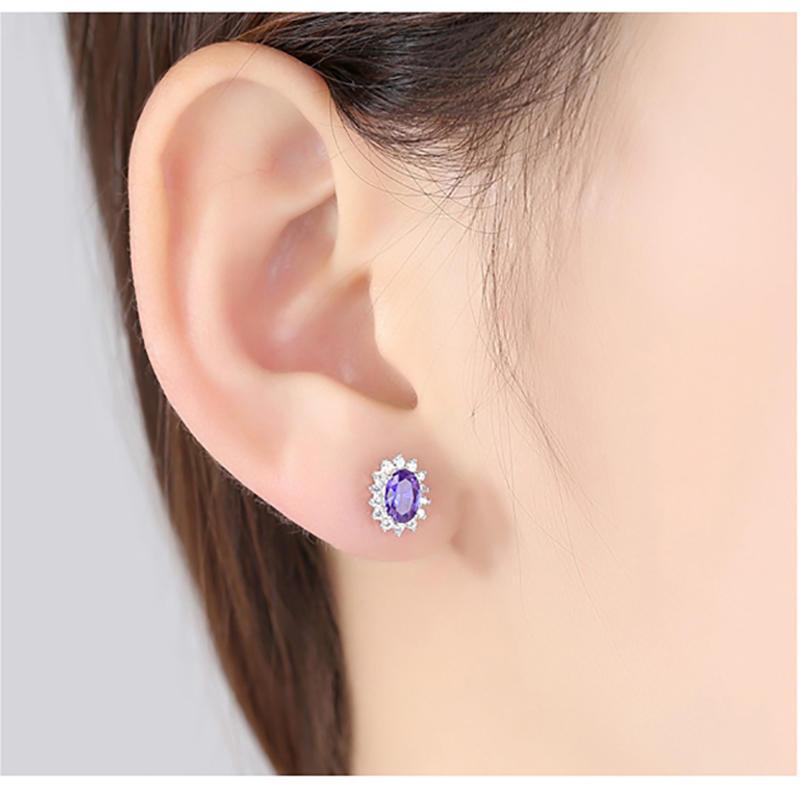 Cheap High Quality 925 Sterling Silver Earring Back, Star Flower Earring