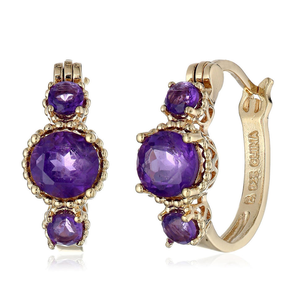 Special heavy stone artificial jhumke earring jewellery