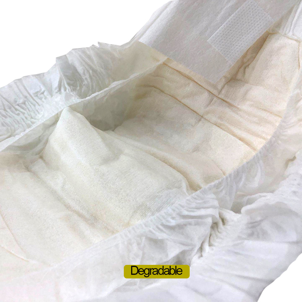 Superior Quality Biodegradable Newborn Skin Friendly Baby Diapers Wholesale