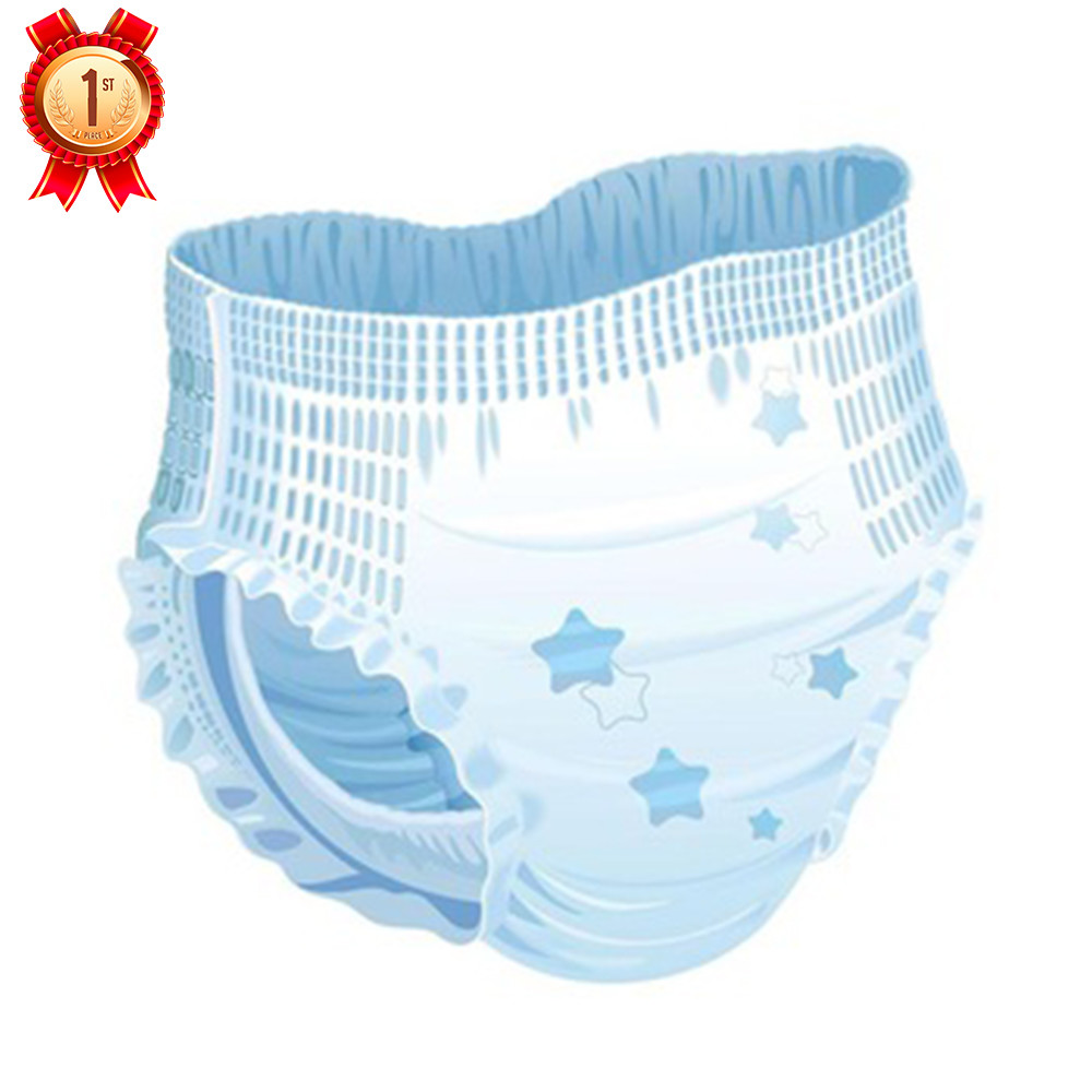 Free Sample full Six sizes Adult Diaper Pull Up, Diaper PantsAdult