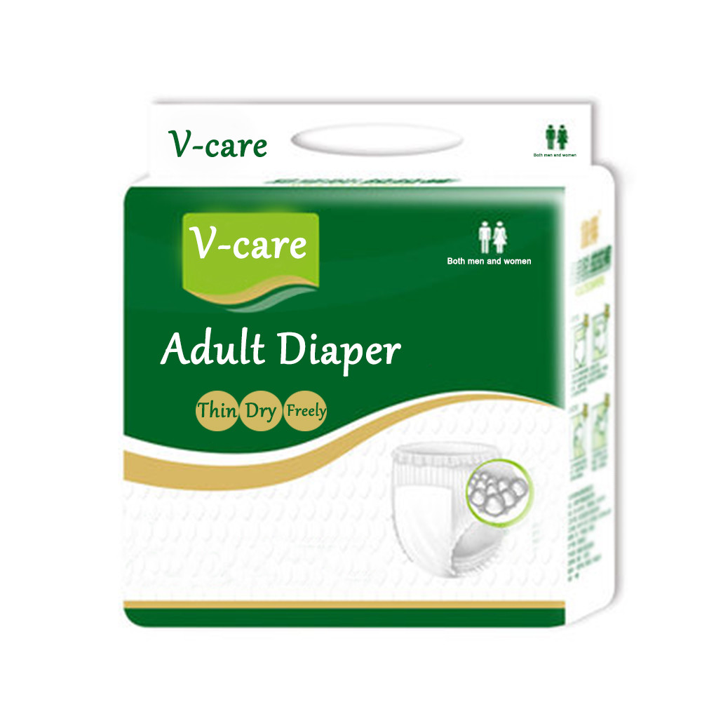 Colored Disposable Ultra Thick Fluff Pulp Adult Diaper, Adult Products For Sale In Bulk