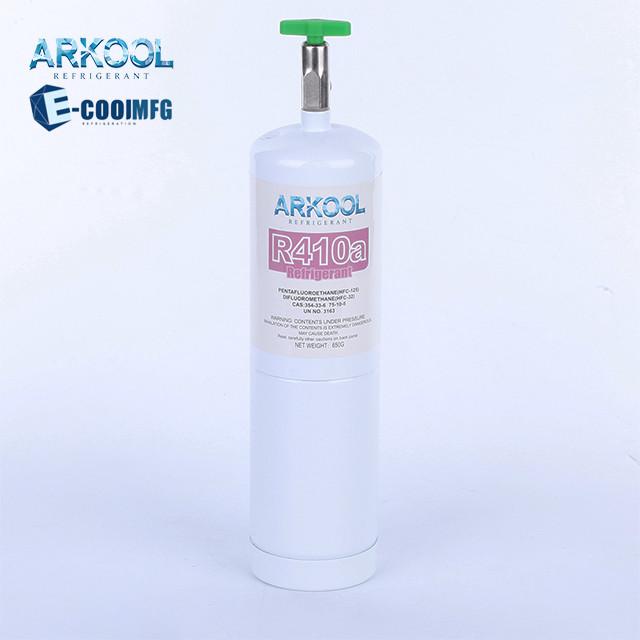 China 25lb 11.3kg refrigerant gas R410a