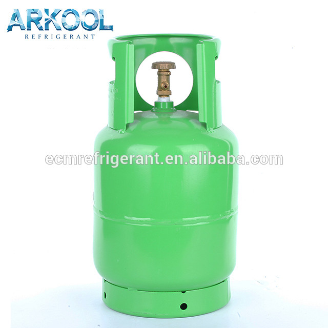 12kg cool gas refrigerant gas r 134 a for car cooling system
