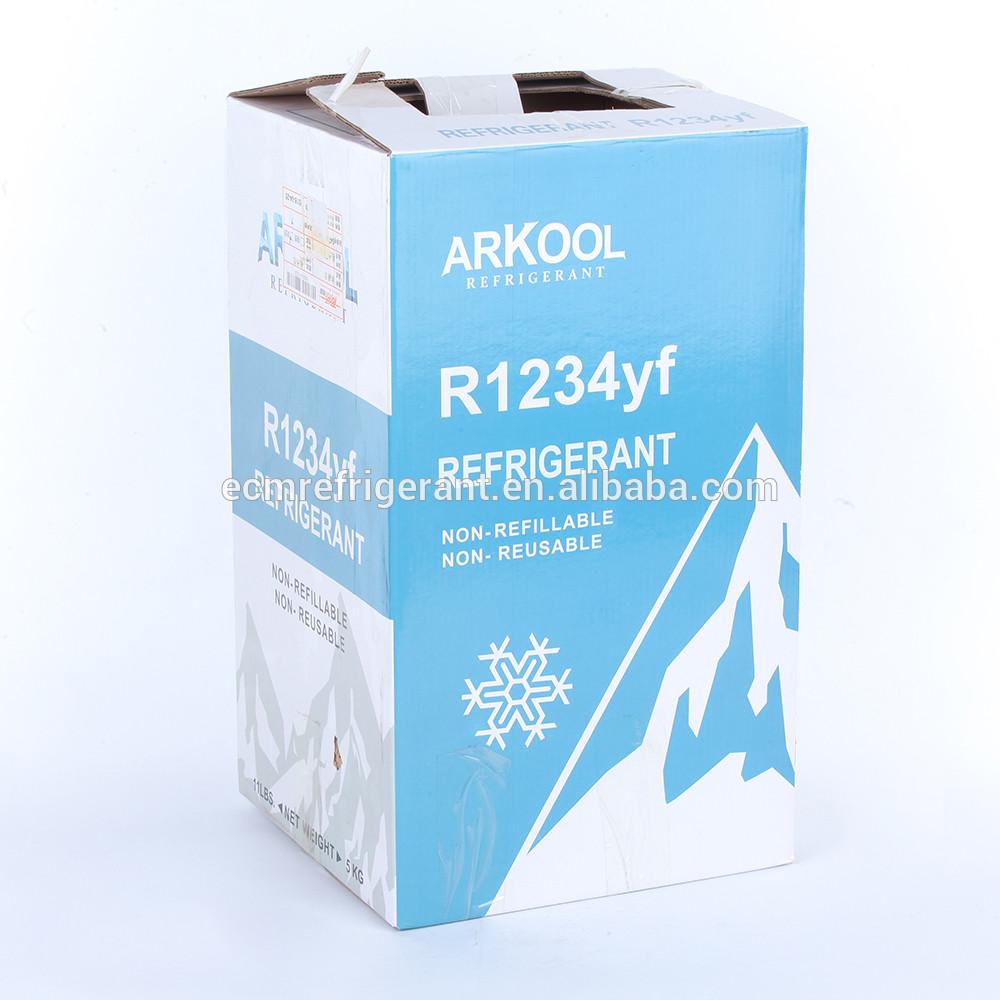 1234yf refrigerant gas