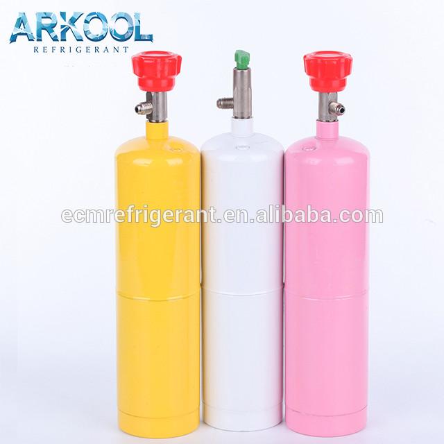 HFC refrigerant gas R508 r23 r404a r417a r422d widely used