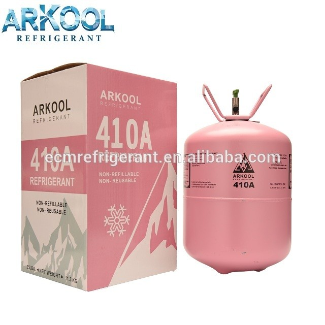 Best quality refrigerant ga R410a good price