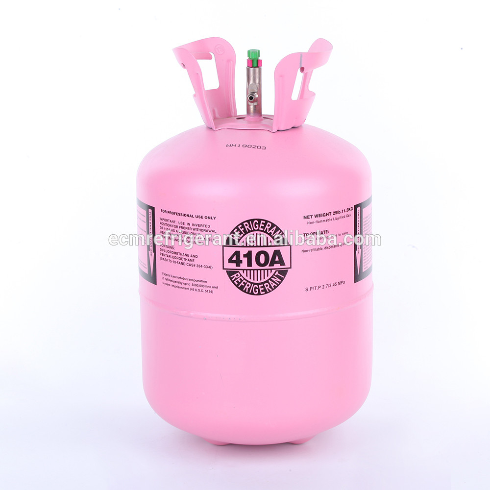 Good price R410Amixed refrigerant gas factory
