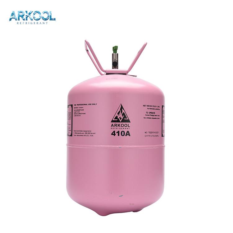 Air Conditioner Gas R410A Refrigerant Gas Refrigeration Cool Gas