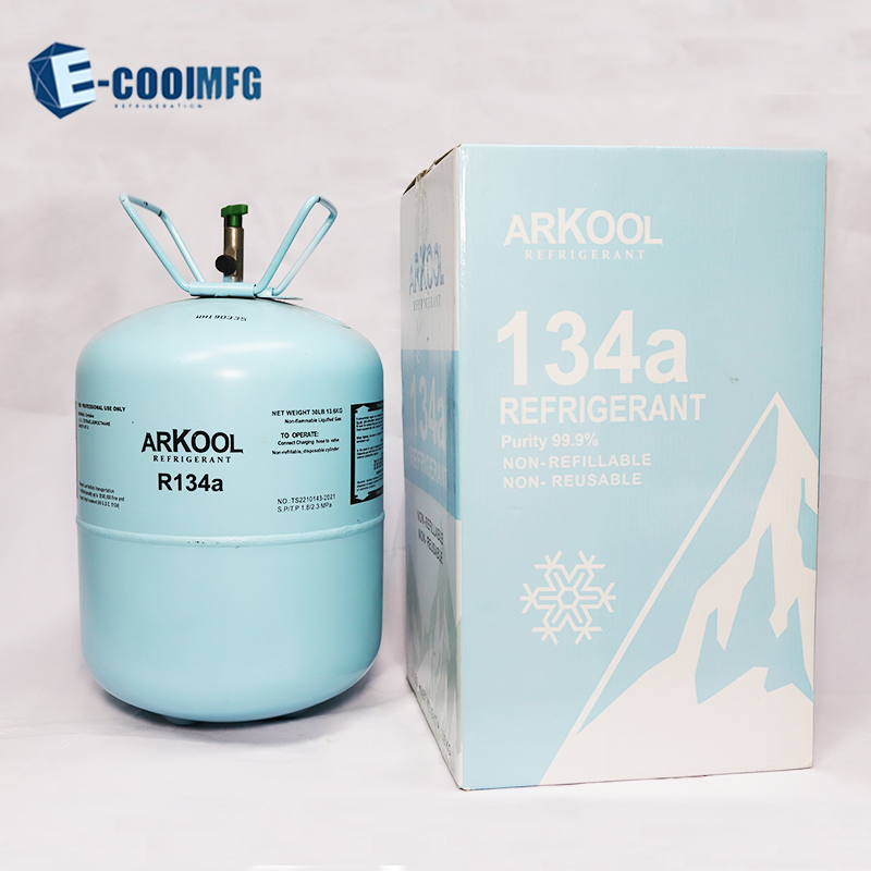 Cheap priced high purity refrigerant r134a
