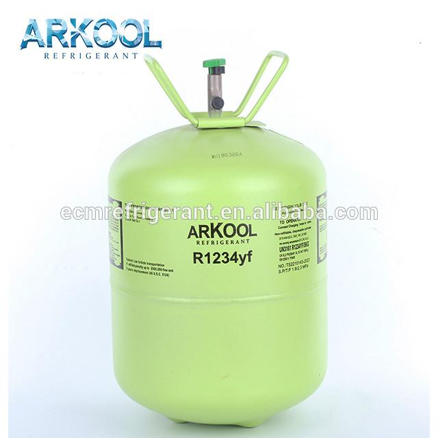 High Class refrigerant HFO 1234yf hot sale