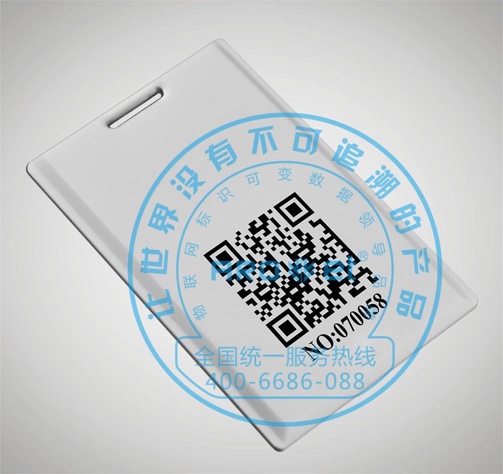 UV Inkjet Printer with RFID Card Data Personalization Machine