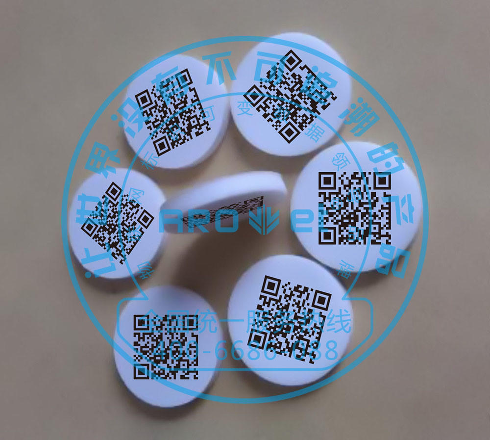 Digital Printer Printing Codes for Tin Package