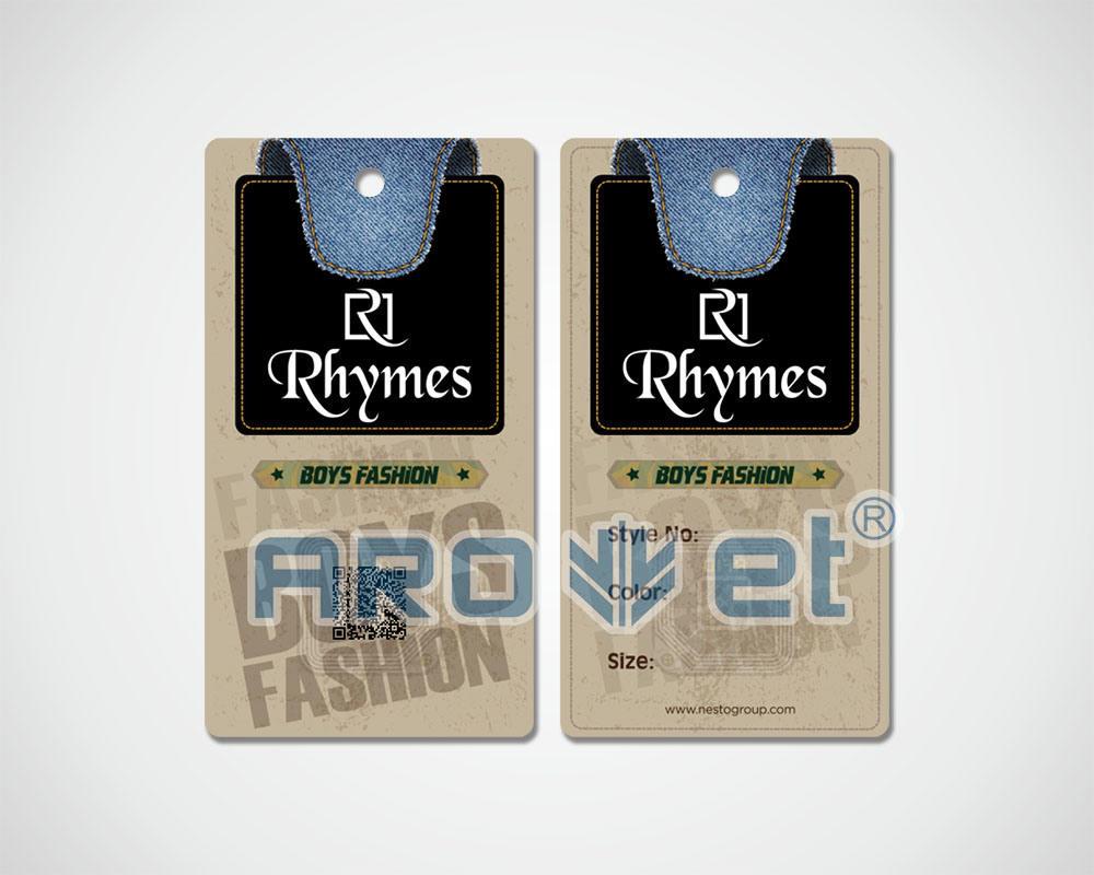 Clothing Brand Tag Clothes RFID Digital Dod Printer