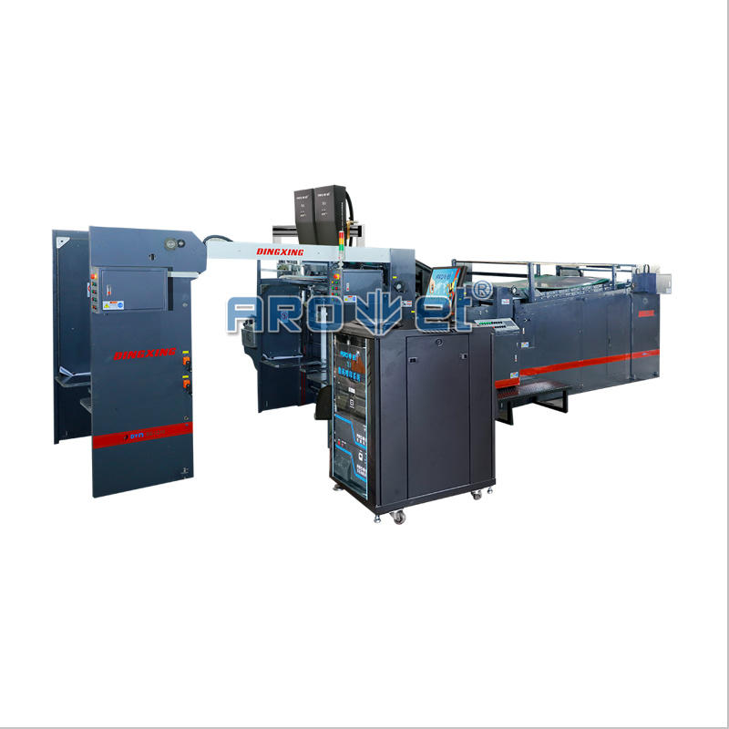 Sheet-Fed and Web-Fed Presses Digital Inkjet Printing Solutions