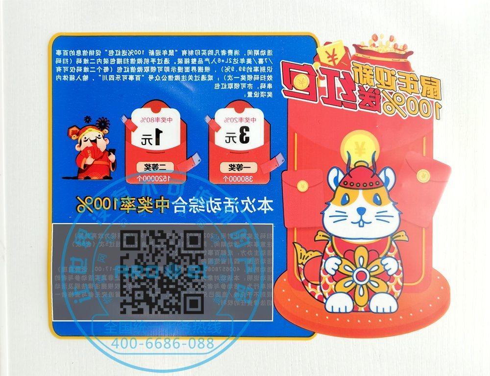 Two Side Digital Packaging Printers Qr Codes Label Press Printing