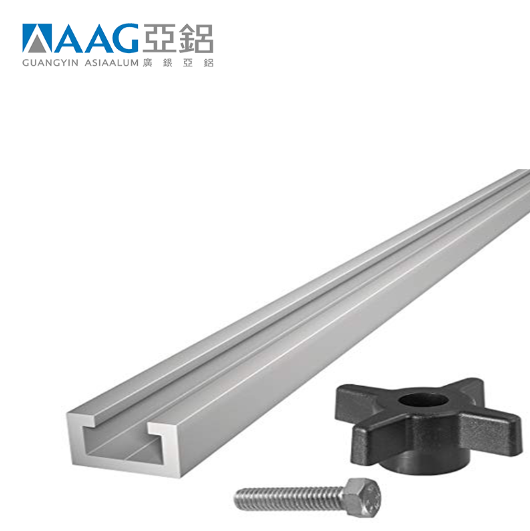 Good Quality Customized Aluminum Extrusion Profile T Track System