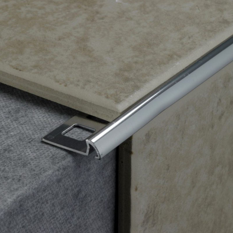 Excellent Supplier polish decorative aluminum tile outside corner trim
