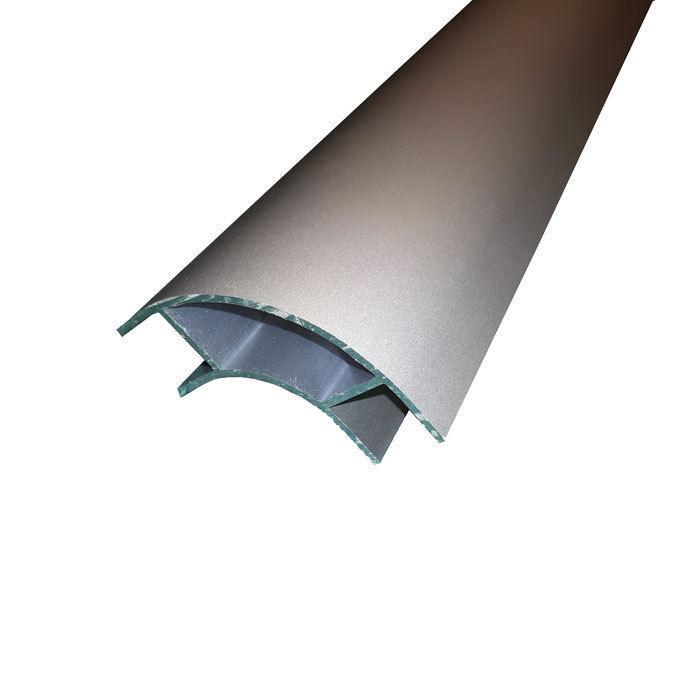 High Quality Decorative Partition Aluminum Corner Guard Profile