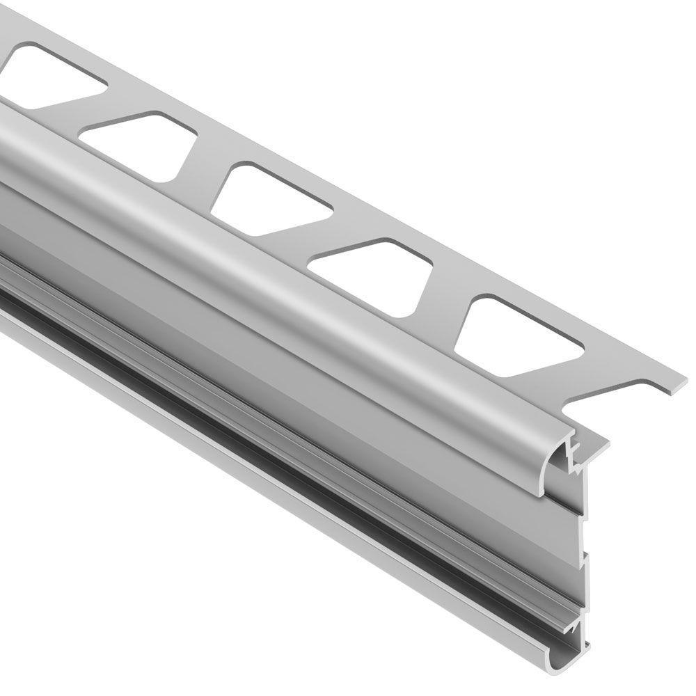 Aluminium ceramic tile trim forbathroom and floor marble edge
