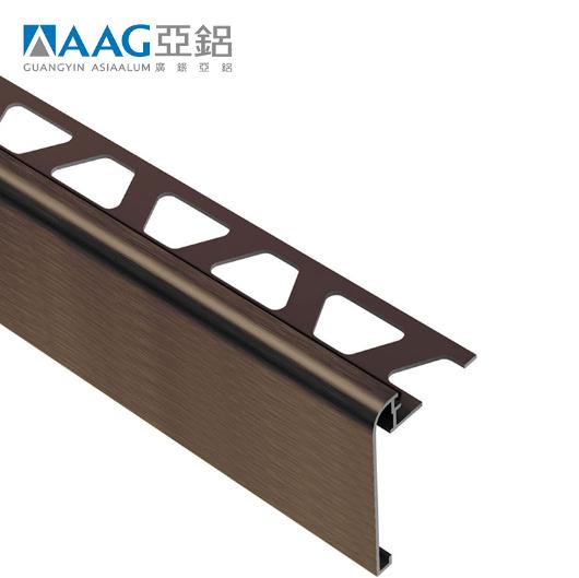 Hot sale aluminum material ,aluminum tile edge protection trim