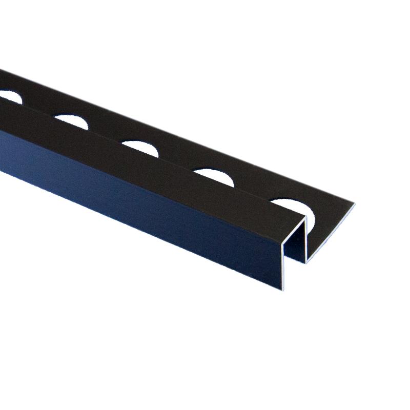 Different colors for corner aluminium tile trim