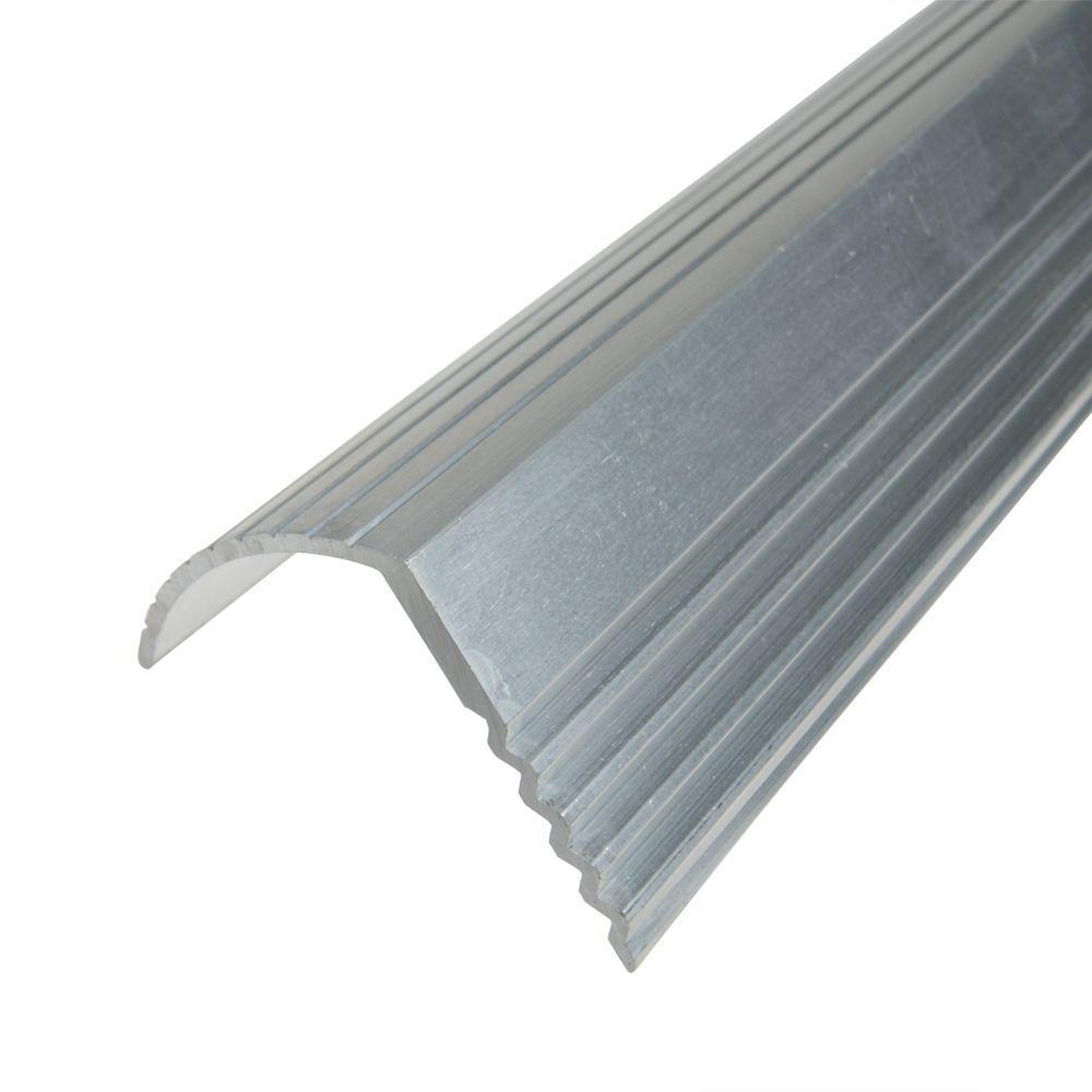 AD Price For Aluminium Section Stair Nosing Extrusion Profile