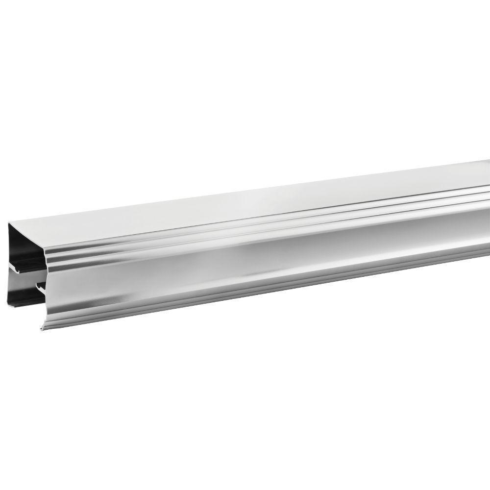 Polished/Satin/Brushed finishes glazing aluminium U channel