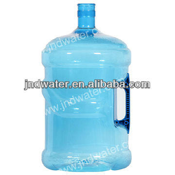 5 gallon water bottle with handle or without handle