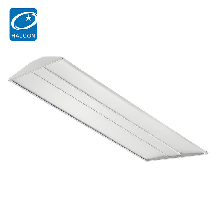 Energy saving SMD mounted surface 27 36 40 50 watt linear led troffer