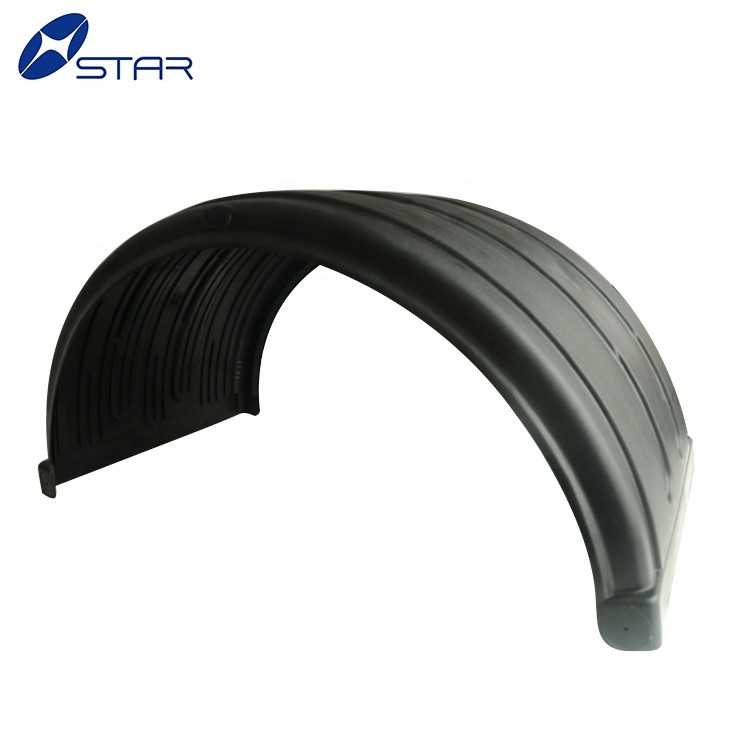 Quality--assured and better price plastic truck rear mudguard trailer tractor 112005