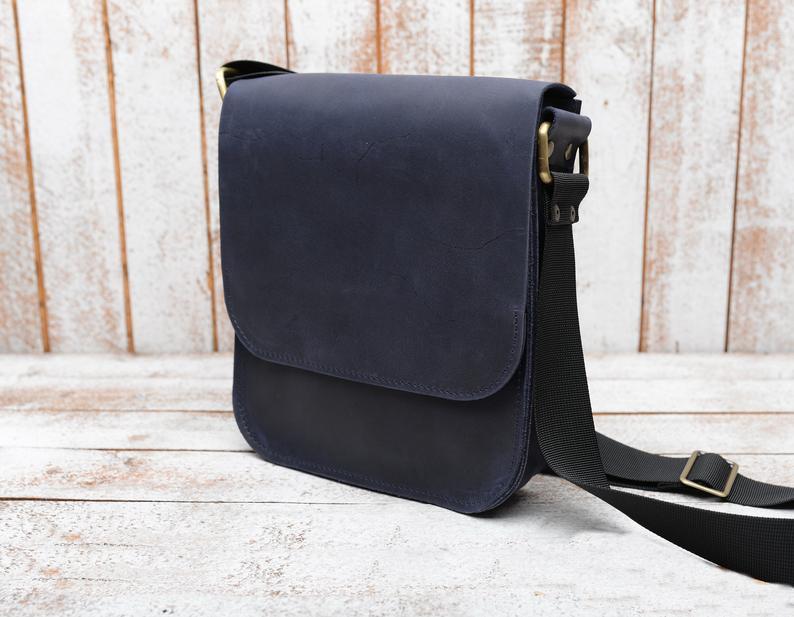 GF-JT 2014 mens PU genuine leather office shoulder crossbody bag strap