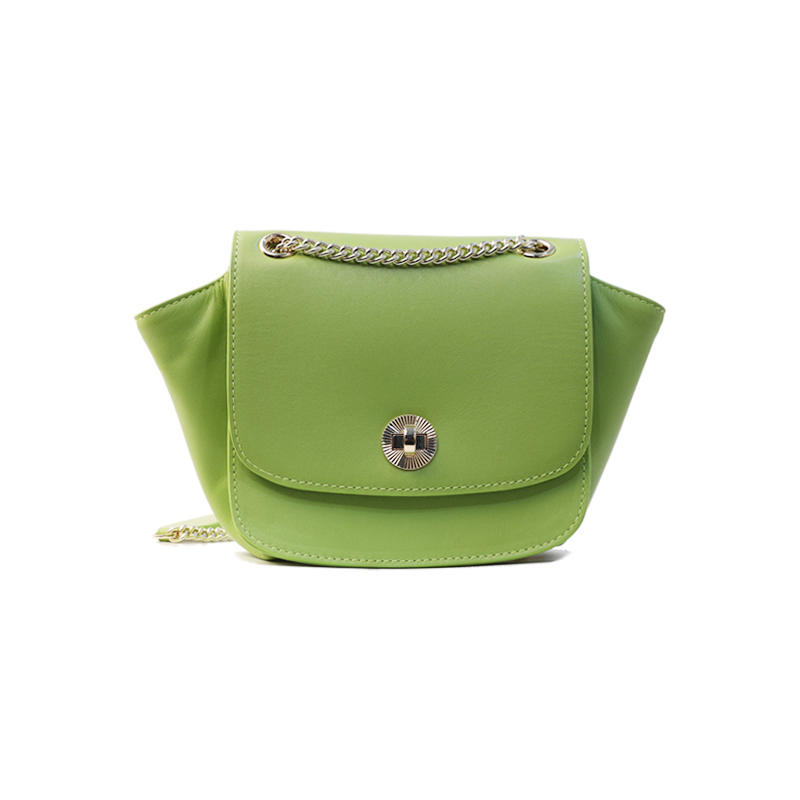 High Quality Girls PU Leather Custom Shoulder Bag for Woman
