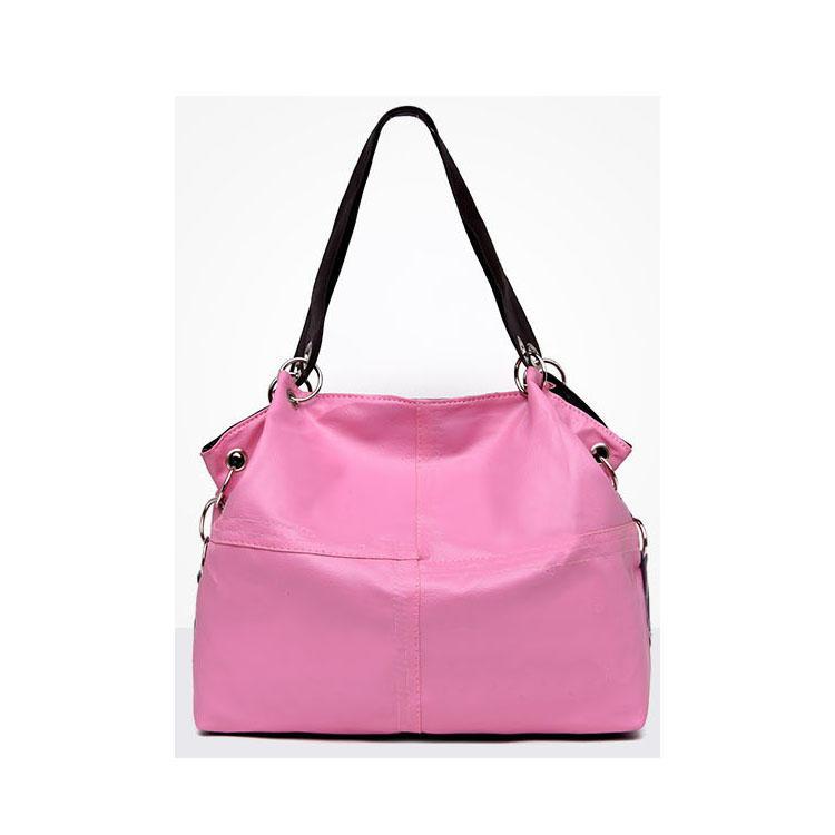 hot High quality latest Women Shoulder Female Large Tote Bag Soft Corduroy Leather Bag Cross body Messenger Bag For Women 2020