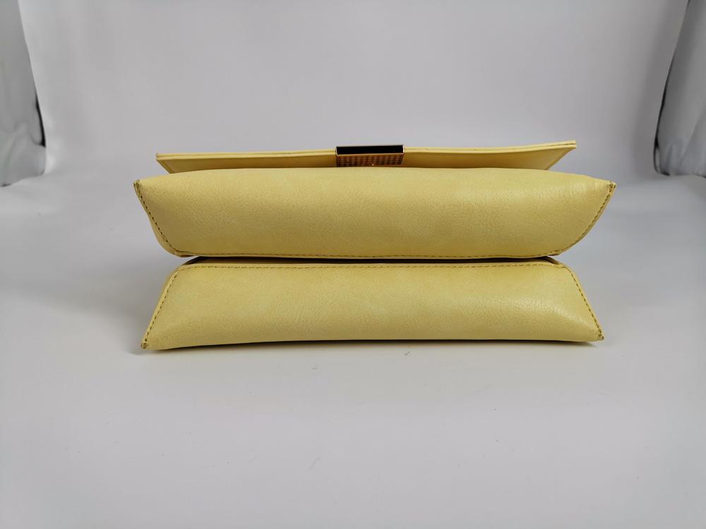 2020 newest Best Sale high quality fashion style long strap bag high quality PU leather women elegant senior women handbag