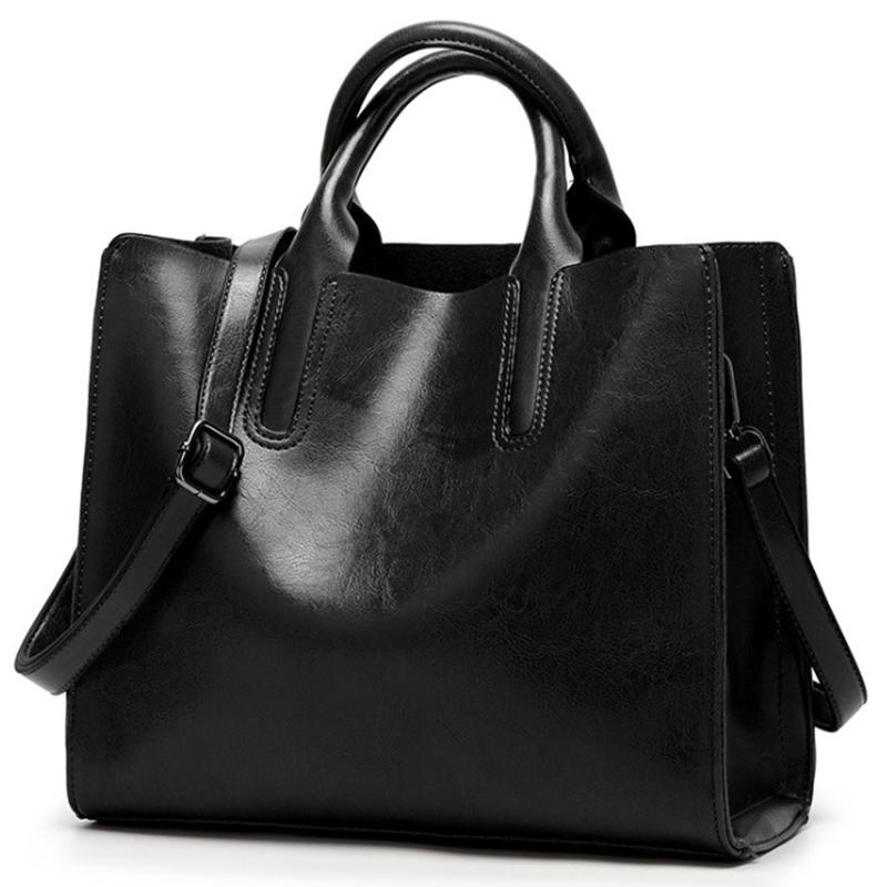 Fashion Women's larger messenger Shoulder Tote Bag