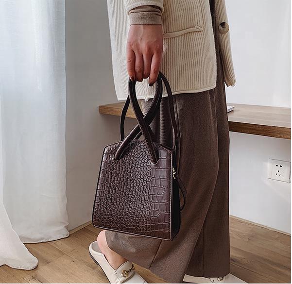 Online Wholesale designer Brand Luxury High Quality PU Leather Women Shoulder Bag ladies Hand Bag Lady purses and Handbags