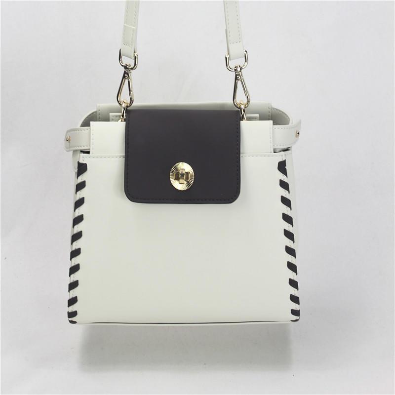 Fashion PU Leather Crossbody Bag For Women PU Leather Shoulder Bags Ladies Small Handbags Mini Tote bag