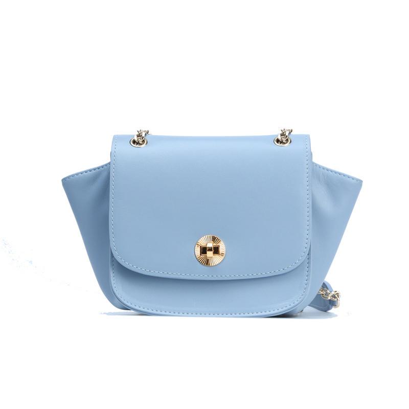 2020 Newest Fashion Girls PU Leather Shoulder Bag for Ladies small handbag for women blue cute handbags