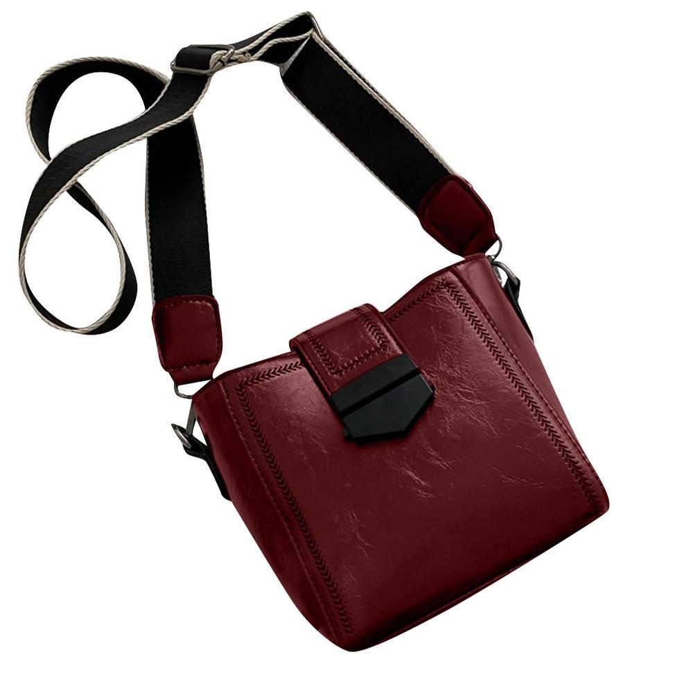 Ladies Hand Crossbody Bags For Women 2020 Retro Handbags Women Soft Leather Shoulder Bag Designer Women Bolsas Femininas Sac
