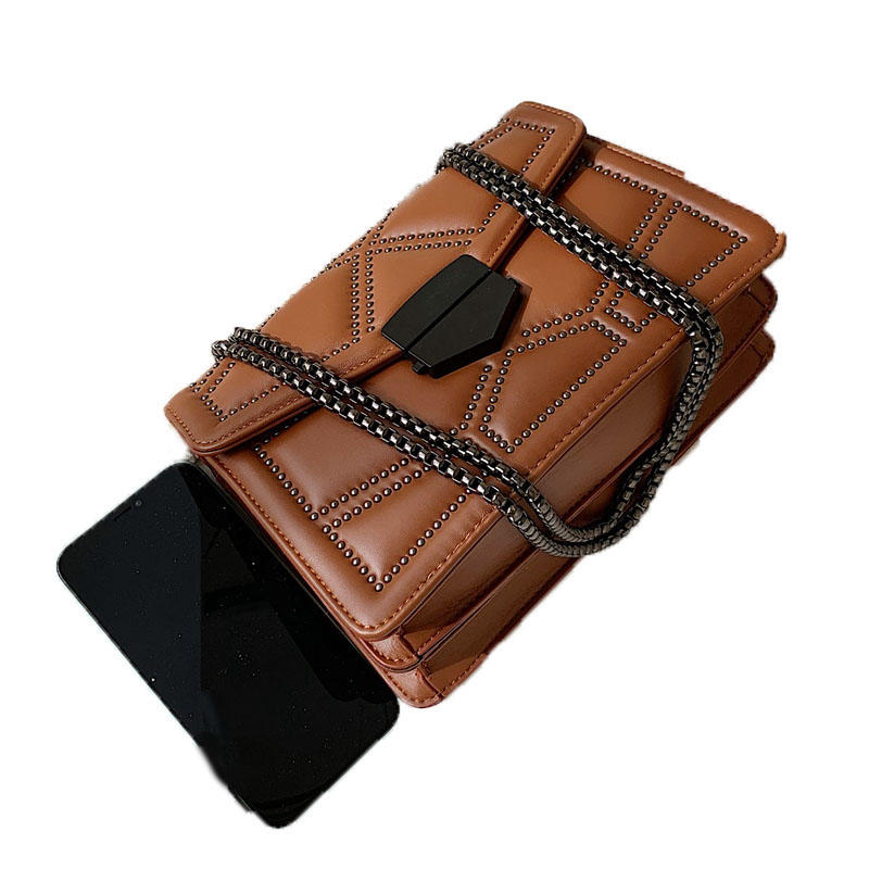 2020 New style large capacity waterproof Manufacturer PU Bags single shoulder bag