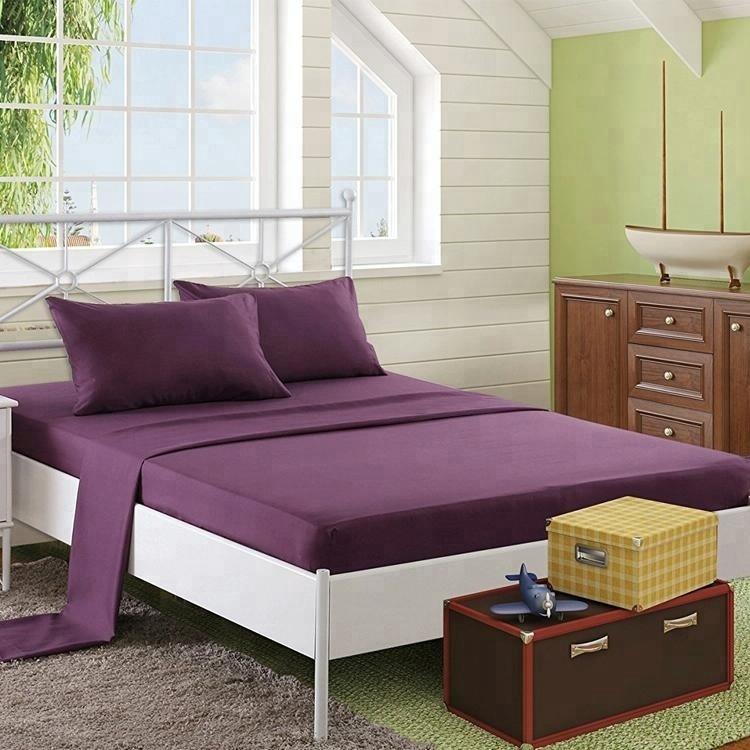 bamboo bed sheet set bedding manufacturer
