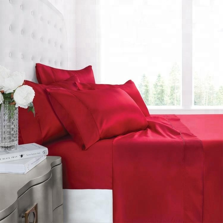 pink plain queen bedding comforter sets