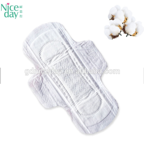 New Arrival Super Absorbent Women Menstrual Pad/Negative Ion Strips